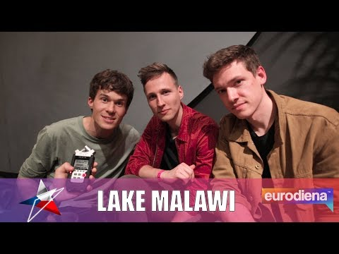 Interview with Lake Malawi (Czech Republic) @ Eurovision in Concert 2019 (Amsterdam)
