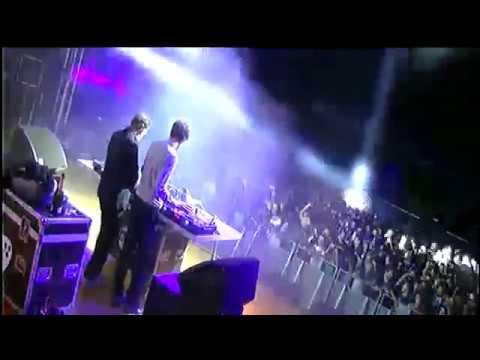 2 Many Djs Live @ Notfest Melbourne 2013