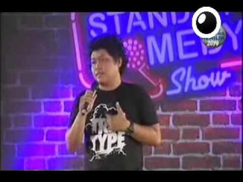 Stand up Comedy - Arti Sebuah Nama