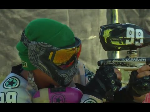 Vicious vs Impact at PSP World Cup 2014 (Pro Paintball Match)
