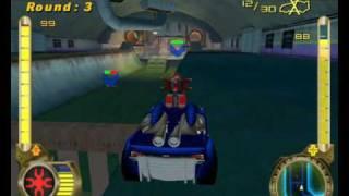 Hot Wheels: Velocity X - Underworld Battle