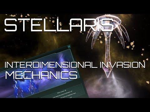 Stellaris - Unbidden Crisis Mechanics (Updated for 1.8)