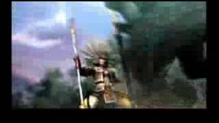 Samurai and Dynasty Warriors - Cry of the Brave