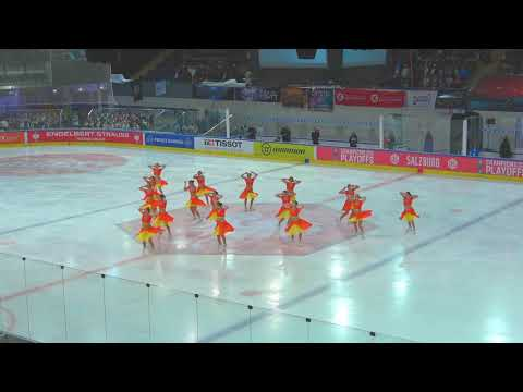 Crystal Ice - FS Mozart Cup 2019