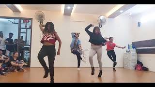 7 rings| Ariana grande | Dance choreography | High on heels bangalore| Dance acoustics