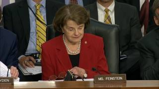 California Sen. Dianne Feinstein pushes Atty. Gen. Jeff Sessions to disclose talks with Trump