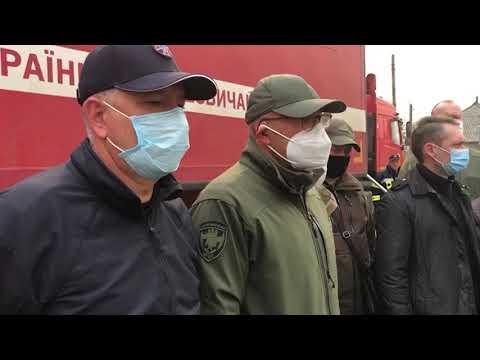 Сергій Яровий: На Луганщині вже ліквідовано 116 осередків пожеж