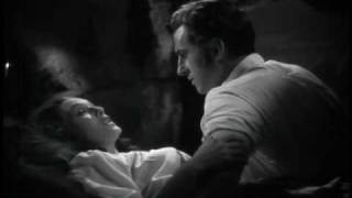 Stewart Granger and Jean Kent in CARAVAN (1946) Assassins Tango, Tango in D