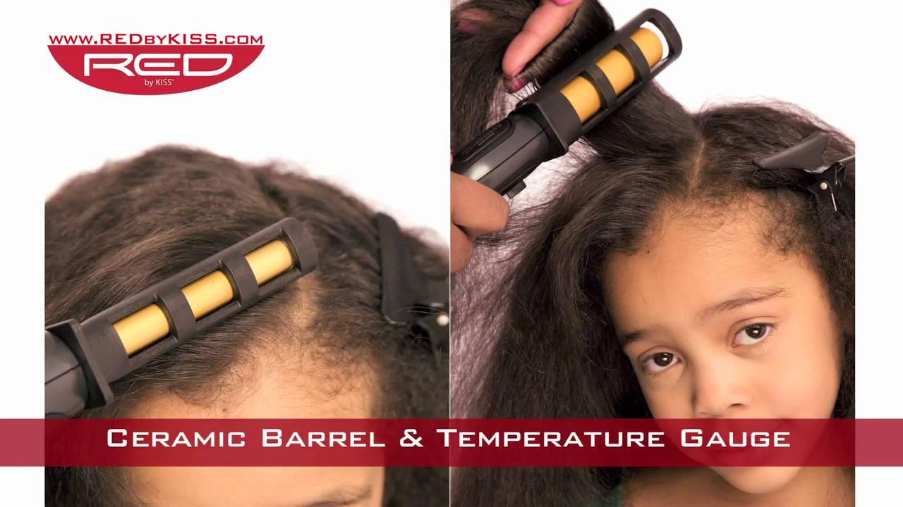 New Ceramic Root Straightener Child YouTube
