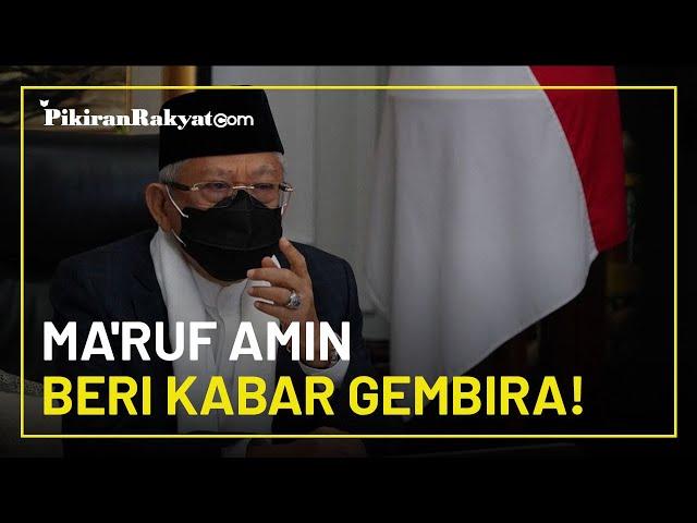 Kabar Gembira! Wapres Ma'ruf Amin Tegaskan Program Kartu Prakerja akan Dianggarkan hingga Tahun 2022