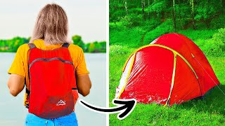 Extremely Cool Camping Gadġets And Hacks You Definitely Need In Your Life