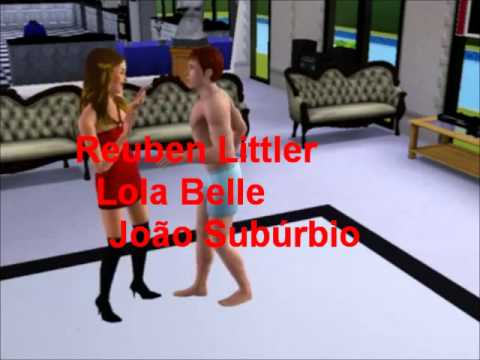Novela do The Sims 3: Tudo ou Nada