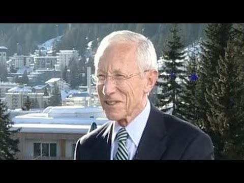 Global economy recovering: Stanley Fischer - YouTube