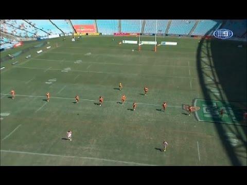 NRL : Pat Richard's torpedo style kick-offs