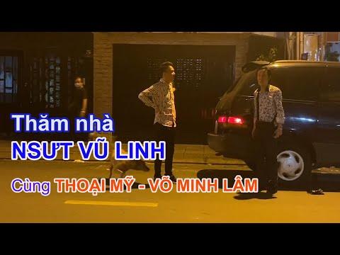Cười đau ruột khi thăm nhà NSUT Vũ Linh cùng Thoại Mỹ, Võ Minh Lâm cà khịa Tài Linh