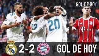 Real Madrid 2 Bayern Munich 2 I Real Madrid vs Bayern 2-2 thumbnail