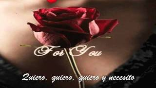 Quiero y Necesito & Jose Manuel Figueroa