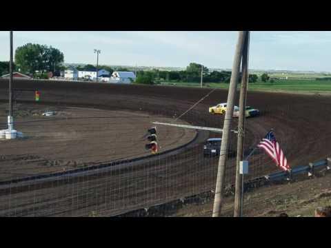 Wagner Speedway 6-16-17 Heat Race