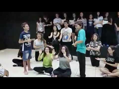 Bye Bye, Brasil - Primeiro ano Teatro juvenil do Conservatório de Tatuí 2017