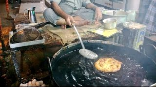 Mumbai Street Food | The Tasty Yummy Malpua | Ramadan Special 2015 | Mira Road India [HD VIDEO]
