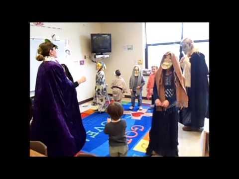 Wisconsin lituanistinė mokykla Nauja Karta 2017 Užgavėnės
