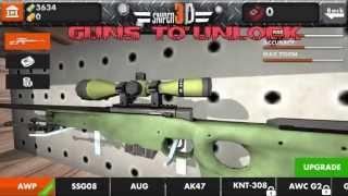 Counter Desert Gun