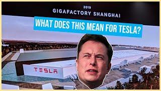 What will Shanghai Gigafactory do for Tesla? | Elephant Explains
