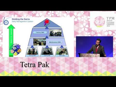 2016 TPM Awards Ceremony (Keynote 1: Tetra Pak Co., Ltd)