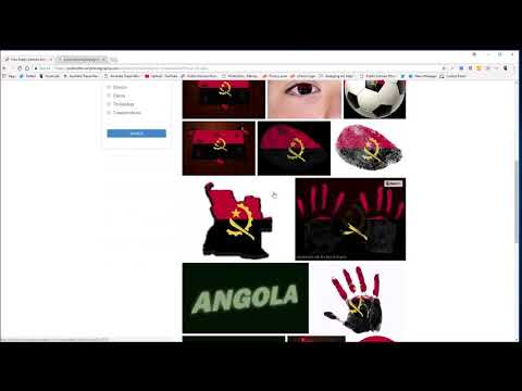 Angola Images and Flags available for instant download