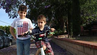 7 Հոգով Սոված Նստել ենք - Հեծանիվ - Heghineh Vlog 565 - Mayrik by Heghineh