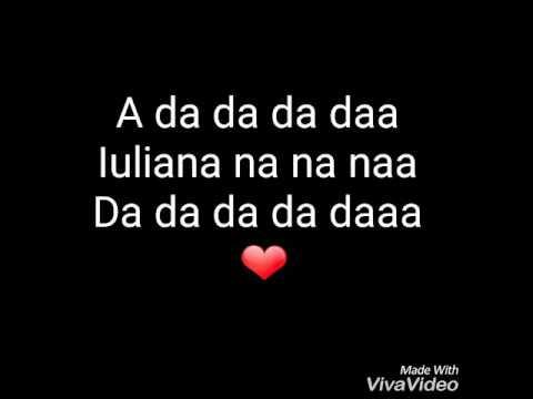 Iuliana Beregoi- Vina mea ( lyrics )