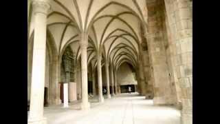 """KYRIE"" - Mont Saint Michel Abbey - music: Paul Avgerinos"