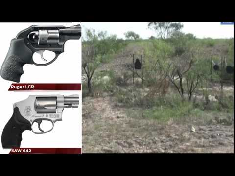 S&W 642 & Ruger LCR Comparison Review - Vidly xyz