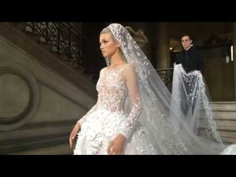 Georges Hobeika Haute Couture Autumn/Winter 16-17 Collection