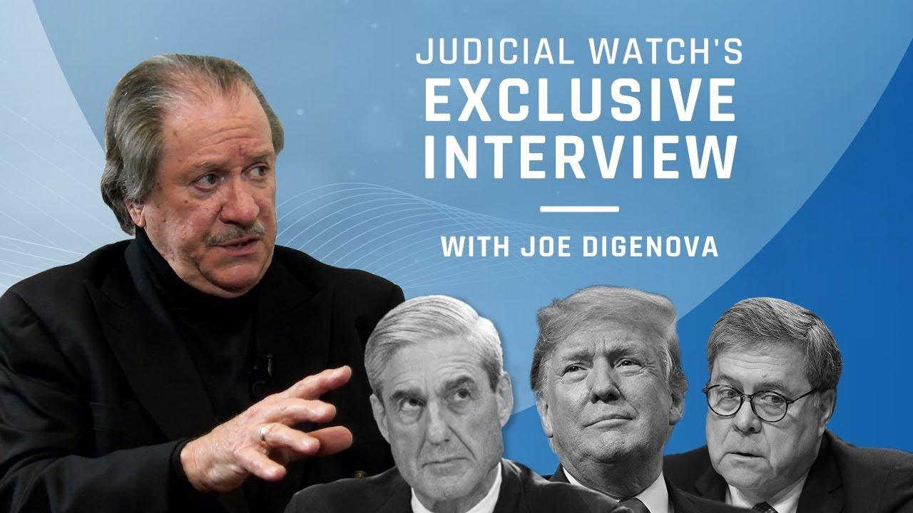 Joe diGenova: Obama CIA Chief John Brennan Started Illicit Anti-Trump Targeting Scheme