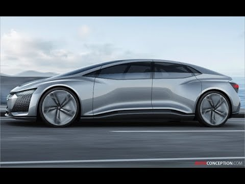 Car Design Audi Aicon Concept YouTube - Audi car design