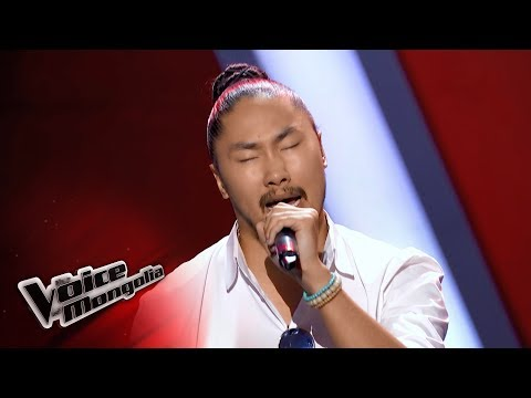 """Bayarmandah.B - """"Crazy In Love"""" - Blind Audition - The Voice of Mongolia 2018"""