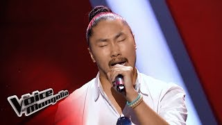 "Bayarmandah.B - ""Crazy In Love"" - Blind Audition - The Voice of Mongolia 2018"