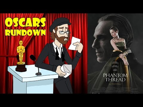 Phantom Thread - Oscars Rundown