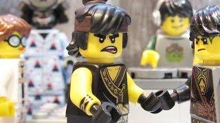 LEGO Ninjago Movie Cole VS Original Cole