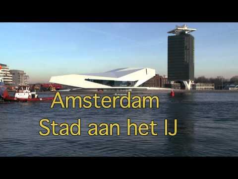 amsterdam stad aan het IJ trailer
