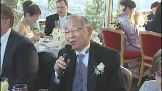 A Japanese American Wedding Highlight Video Columbia University NYC Videographer Photographer