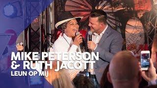 Mike Peterson & Ruth Jacott - Leun op mij | Sterren NL Fancafé