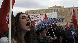 Греция: парламент одобрил новый пакет реформ(Парламент Греции в воскресенье одобрил новый пакет мер экономии, как новый этап реформ, на условии которых..., 2016-05-23T08:15:28.000Z)
