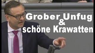 GROBER UNFUG im Bundestag :
