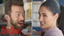 Nikki Bella Thinks BF Artem Looks Like Brad Pitt | Total Bellas | E!