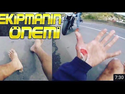 Download MOTOSİKLET KAZASI   EKİPMANIN ÖNEMİ   ADAMI UYARDIM   BELİNDE SİLAH VAR