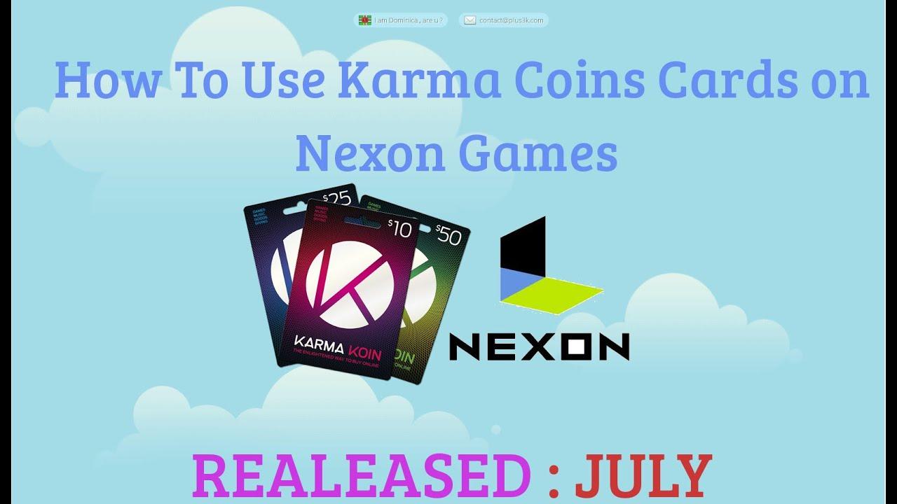 nexon coins