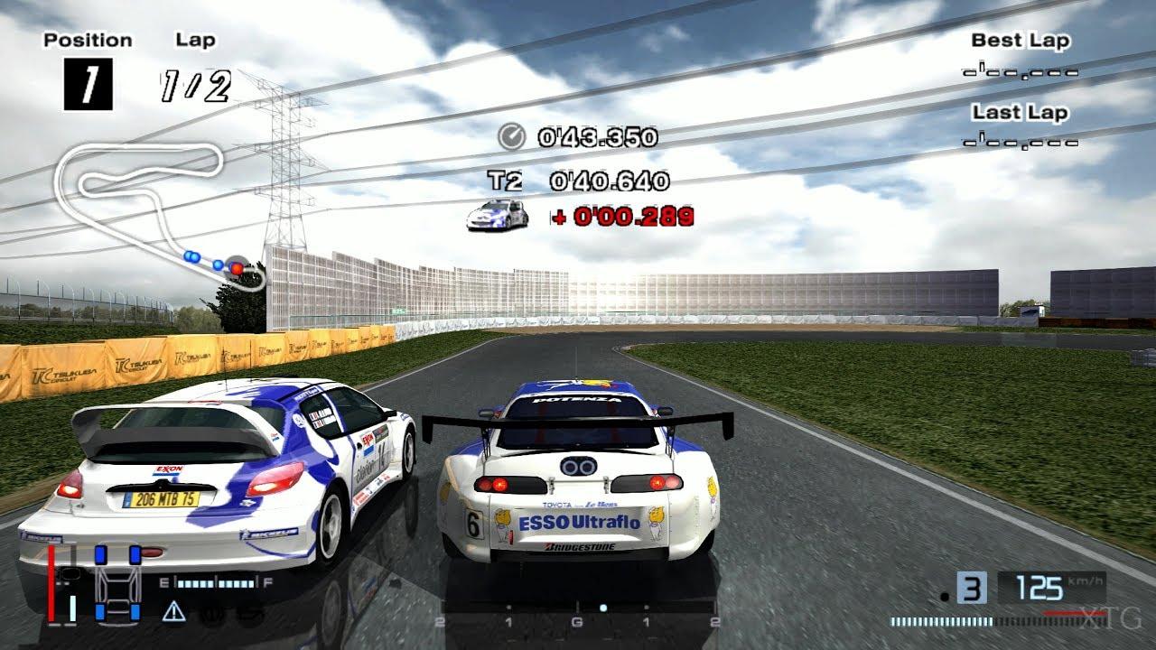 (NTSC) Hidden Cars PS2 Gameplay
