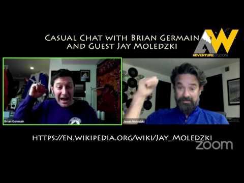 Casual Chat LIVE Ep 6 Jay Moledzki